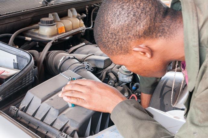 Auto Repair, Kasane, Botswana