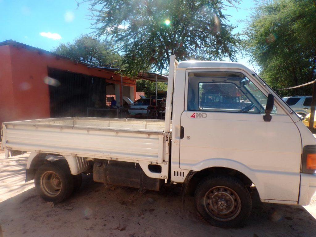 Cars For Sale In Ma >> Mazda Bongo Truck - Mario's Garage